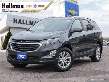 2021 Chevrolet Equinox Premier (Stk: 21012) in Hanover - Image 1 of 25