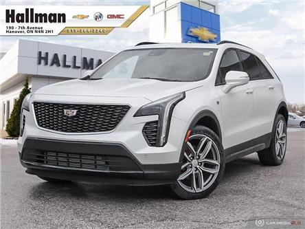 2021 Cadillac XT4 Sport (Stk: 21026) in Hanover - Image 1 of 25