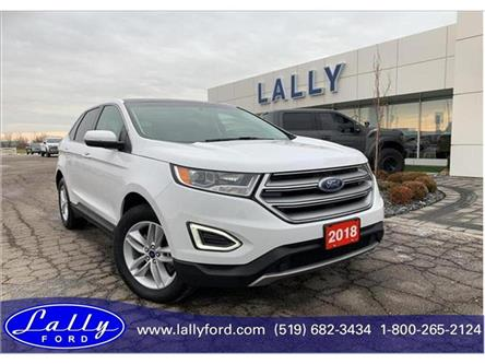 2018 Ford Edge SEL (Stk: 27101A) in Tilbury - Image 1 of 18