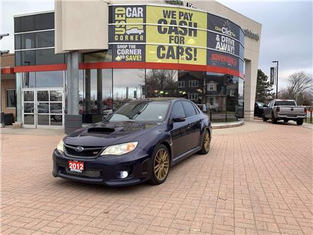 2012 Subaru WRX STI Base (Stk: 9229171) in Ottawa - Image 1 of 28