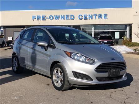 2016 Ford Fiesta  (Stk: P01254A) in Brampton - Image 1 of 17