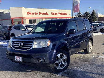 2015 Honda Pilot EX-L (Stk: U15141) in Barrie - Image 1 of 22