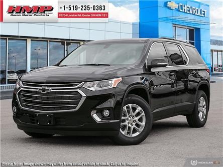 2021 Chevrolet Traverse LT Cloth (Stk: 89201) in Exeter - Image 1 of 20