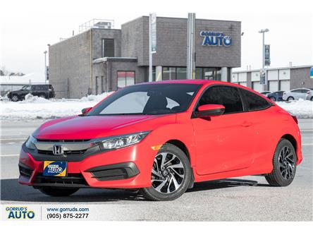 2016 Honda Civic LX (Stk: 401892) in Milton - Image 1 of 20