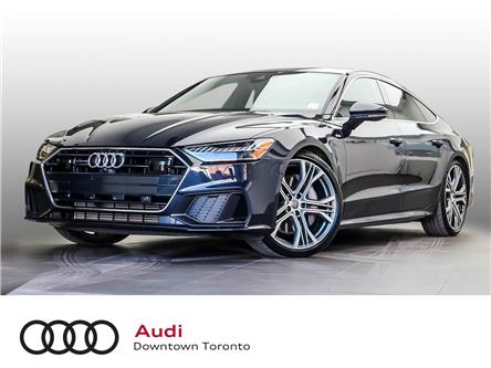 2019 Audi A7 55 Technik (Stk: P4141) in Toronto - Image 1 of 30