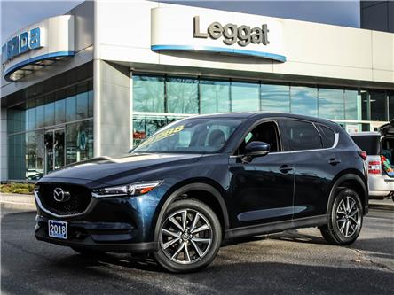 2018 Mazda CX-5 GT (Stk: 210677A) in Burlington - Image 1 of 23