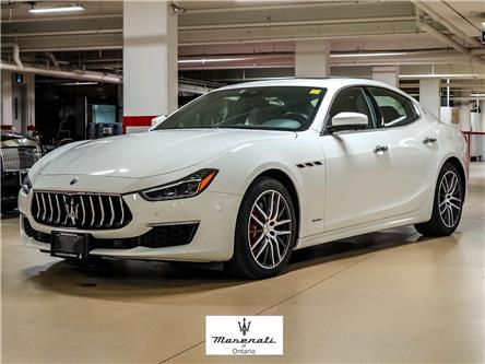2018 Maserati Ghibli S Q4 GranLusso (Stk: 2200MA LOANER) in Vaughan - Image 1 of 30