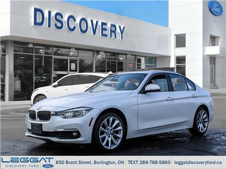 2017 BMW 330i xDrive (Stk: 17-04358-T) in Burlington - Image 1 of 23
