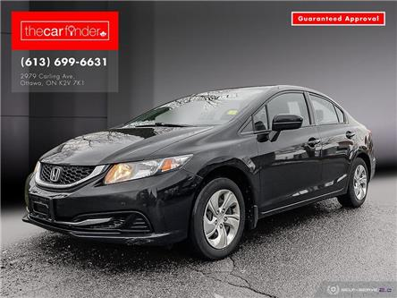 2015 Honda Civic LX (Stk: a1008) in Ottawa - Image 1 of 25