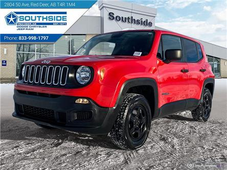 2015 Jeep Renegade Sport (Stk: 14549B) in Red Deer - Image 1 of 25