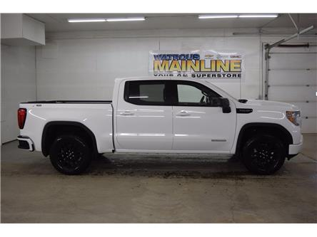 2021 GMC Sierra 1500 Elevation (Stk: M01054) in Watrous - Image 1 of 49