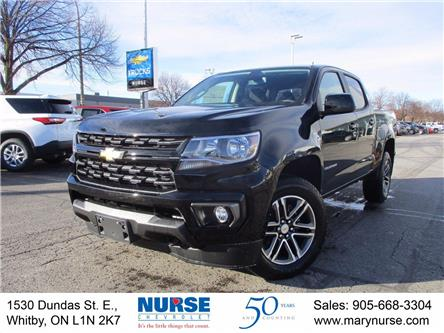 2021 Chevrolet Colorado LT (Stk: 21S016) in Whitby - Image 1 of 26