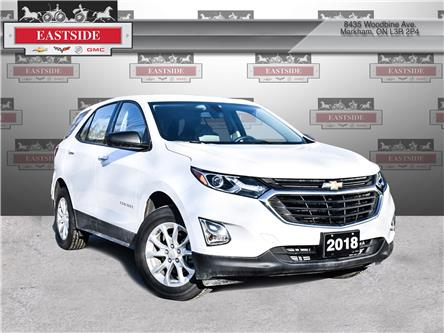 2018 Chevrolet Equinox LS (Stk: 157366B) in Markham - Image 1 of 19