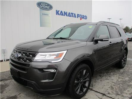 2018 Ford Explorer XLT (Stk: 20-12302) in Kanata - Image 1 of 8