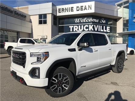 2021 GMC Sierra 1500 AT4 (Stk: 15596) in Alliston - Image 1 of 20