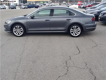 2017 Volkswagen Passat 1.8 TSI Highline (Stk: 21067a) in Owen Sound - Image 1 of 8