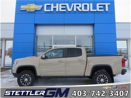 2021 Chevrolet Colorado ZR2 (Stk: 21010 DEMO) in STETTLER - Image 1 of 20