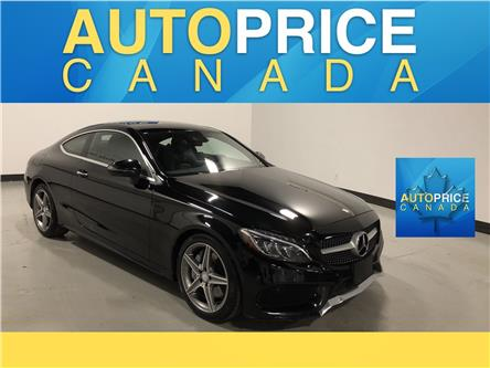 2017 Mercedes-Benz C-Class Base (Stk: W2188) in Mississauga - Image 1 of 26
