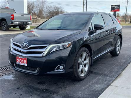 2015 Toyota Venza Base V6 (Stk: ) in Sarnia - Image 1 of 7