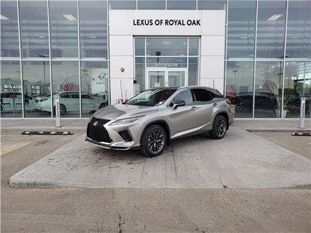 2021 Lexus RX 350 Base (Stk: L21137) in Calgary - Image 1 of 14