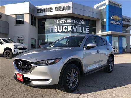 2017 Mazda CX-5 GS (Stk: 15546A) in Alliston - Image 1 of 16
