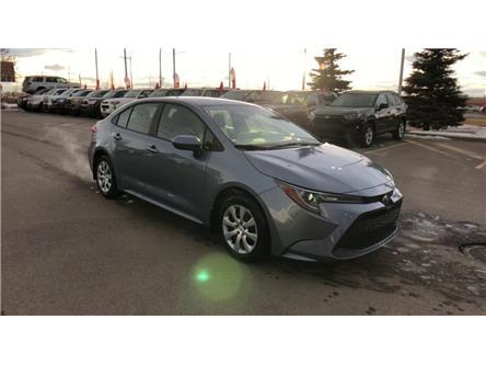 2021 Toyota Corolla LE (Stk: 210177) in Calgary - Image 1 of 24