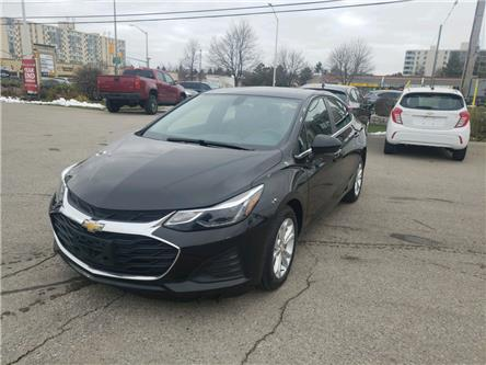2019 Chevrolet Cruze LT (Stk: 136544) in London - Image 1 of 16