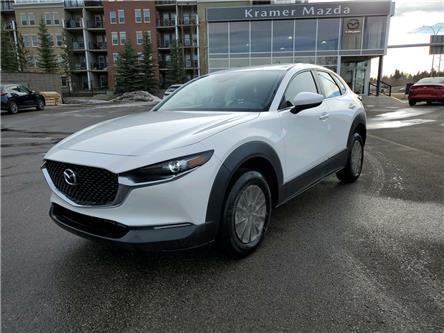 2021 Mazda CX-30 GX (Stk: N6194) in Calgary - Image 1 of 4