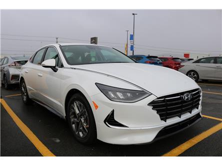 2021 Hyundai Sonata Preferred (Stk: 13218) in Saint John - Image 1 of 10