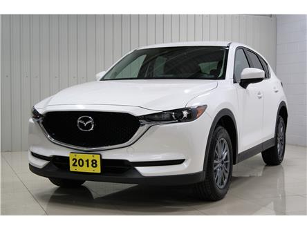 2018 Mazda CX-5 GS (Stk: MP0690) in Sault Ste. Marie - Image 1 of 16