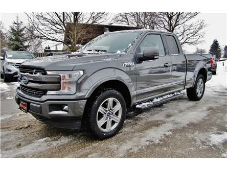 2018 Ford F-150 Lariat (Stk: 1689) in Orangeville - Image 1 of 27