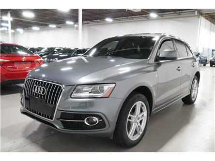 2016 Audi Q5 2.0T Technik (Stk: TRD557) in Vaughan - Image 1 of 25