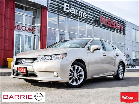 2014 Lexus ES 300h Base (Stk: 20417A) in Barrie - Image 1 of 30