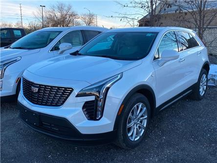 2021 Cadillac XT4 Luxury (Stk: K1D065T) in Mississauga - Image 1 of 5