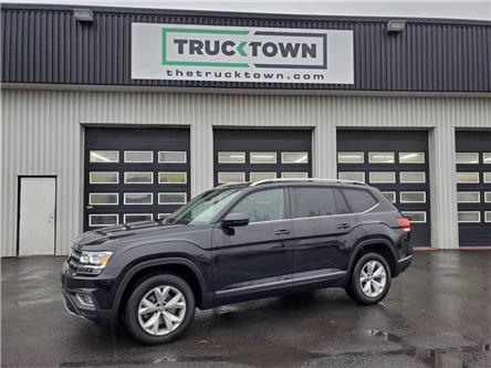2018 Volkswagen Atlas 3.6 FSI Highline (Stk: T0059) in Smiths Falls - Image 1 of 25