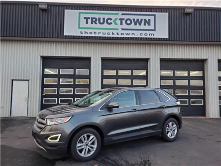 2016 Ford Edge SEL (Stk: T0058) in Smiths Falls - Image 1 of 24