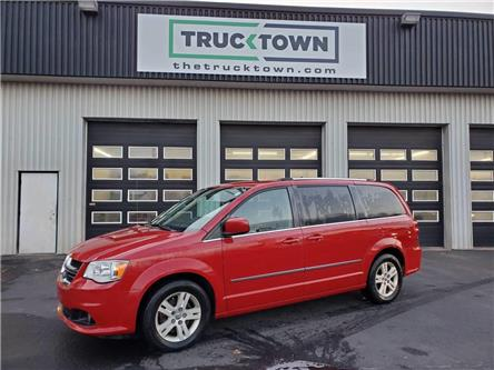 2016 Dodge Grand Caravan Crew (Stk: T0062) in Smiths Falls - Image 1 of 24