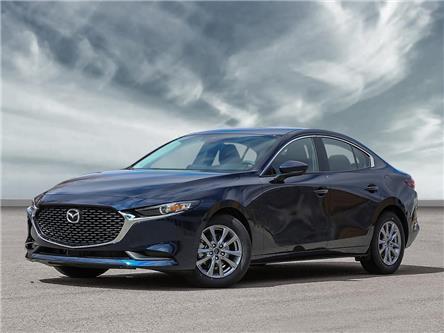 2021 Mazda Mazda3 GX (Stk: D210040) in Markham - Image 1 of 23