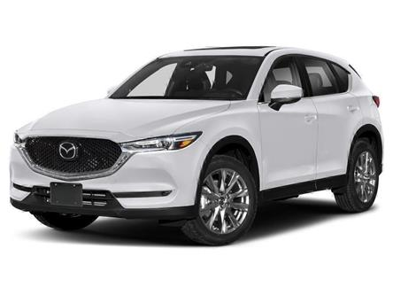 2021 Mazda CX-5 Signature (Stk: N210091) in Markham - Image 1 of 9