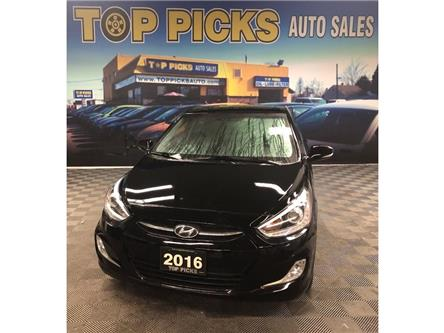 2016 Hyundai Accent GLS (Stk: 270433) in NORTH BAY - Image 1 of 25