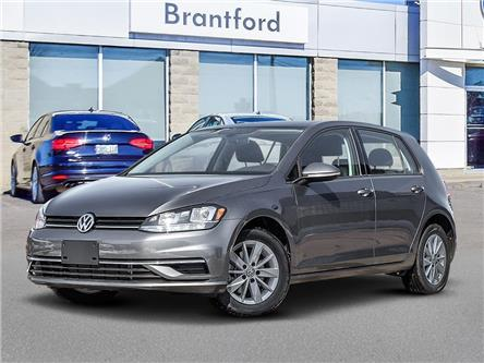 2021 Volkswagen Golf Comfortline (Stk: GO21855) in Brantford - Image 1 of 10