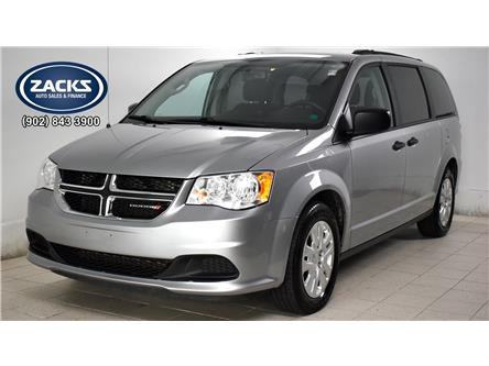 2018 Dodge Grand Caravan CVP/SXT (Stk: 88805) in Truro - Image 1 of 30