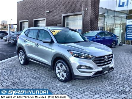 2016 Hyundai Tucson Base (Stk: H5391A) in Toronto - Image 1 of 28