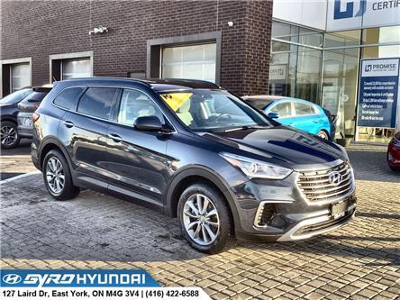 2019 Hyundai Santa Fe XL ESSENTIAL (Stk: H6231A) in Toronto - Image 1 of 29