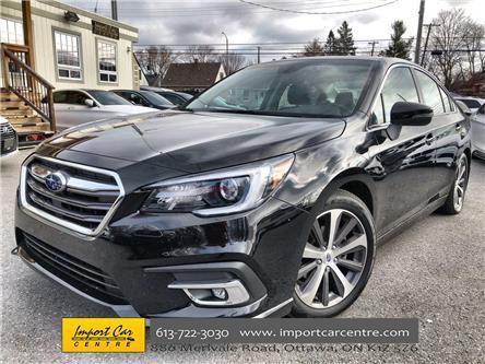 2019 Subaru Legacy 2.5i Limited w/EyeSight Package (Stk: 006628) in Ottawa - Image 1 of 26