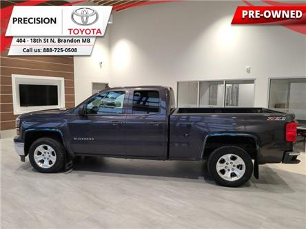 2014 Chevrolet Silverado 1500 1500 LT (Stk: 204292) in Brandon - Image 1 of 24