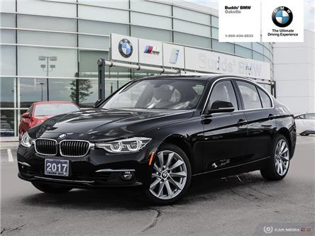 2017 BMW 330i xDrive (Stk: DB7090) in Oakville - Image 1 of 27