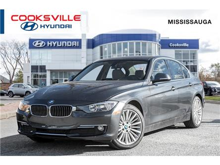 2015 BMW 320i xDrive (Stk: H8321P) in Mississauga - Image 1 of 18
