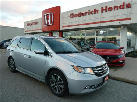 2015 Honda Odyssey Touring (Stk: U16420) in Goderich - Image 1 of 9
