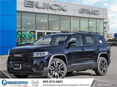 2021 GMC Acadia SLE (Stk: 32816) in Georgetown - Image 1 of 28